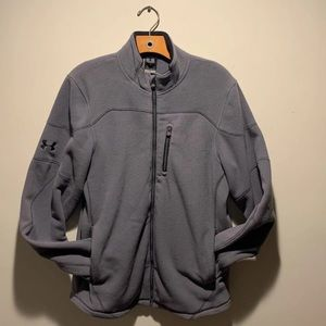 Men's Under Armour Gray Jacket